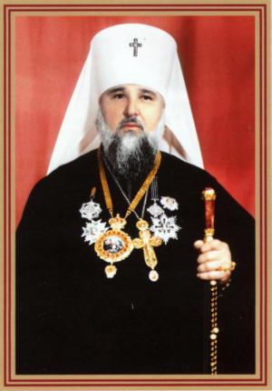 Митрополит Новосибирский и Барнаульский Гедеон (Докукин)