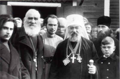 Митрополит Новосибирский и Барнаульский Нестор (Анисимов)