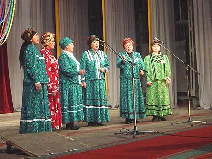 Сибирский фольклорный фестиваль на Искитимской земле