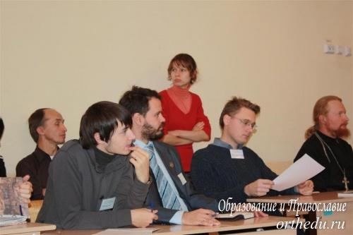 Начала работу школа молодежных лидеров Новосибирской Епархии