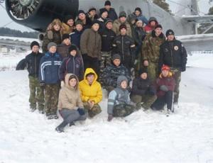 Осенний лагерно-полевой сбор казачат