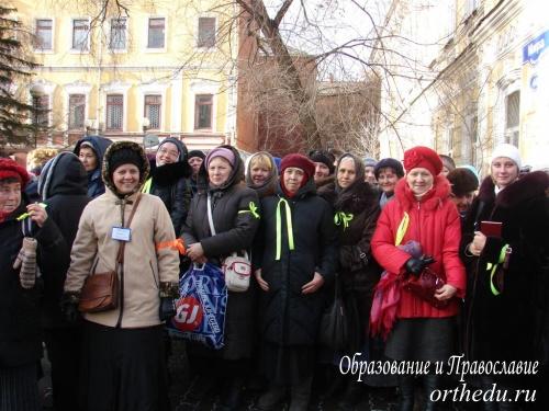 Паломничество к поясу Пресвятой Богородицы в Красноярск