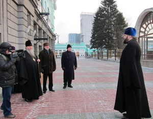Более 24 тысяч жителей Новосибирской области воспользовалось услугами Поезда Памяти «За духовное возрождение России»