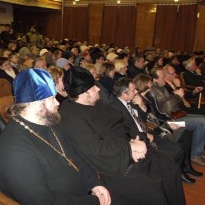 25 ноября Высокопреосвященнейший Тихон, Архиепископ Новосибирский и Бердский, посетил г. Черепаново