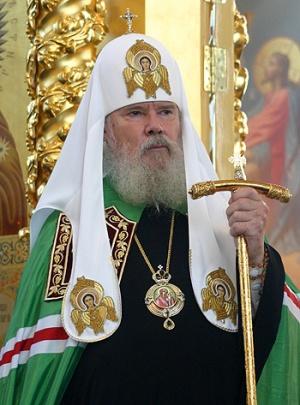 Третья годовщина со дня  преставления Святейшего Патриарха Алексия II