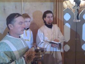 17 декабря 2011 года в селе Болтово Сузунского района Новосибирской области состоялось малое освящение храма в честь Святой Троицы