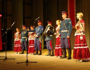 Рождественский концерт в Искитиме