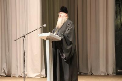 Фоторепортаж с Пленарного заседания XV Новосибирских Рождественских Образовательных Чтений