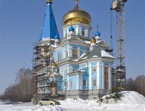 Сестры милосердия начали работу в Краснообске