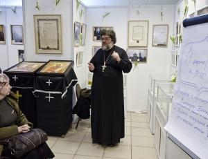 """14 марта открылась выставка """"Сибирские Новомученики"""""""