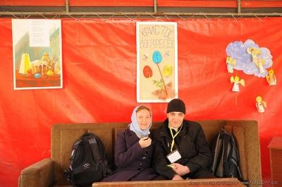 Фоторассказ о VIII Пасхальном фестивале звонарского искусства Сибири