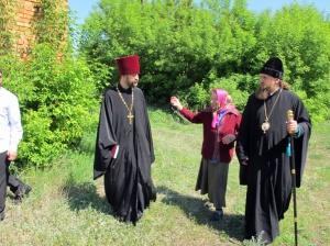 Знакомство Владыки Филиппа с Краснозерским районом