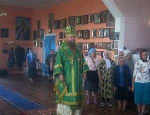 С архипастырским визитом епископ Искитимский и Черепановский Лука посетил Маслянинский район