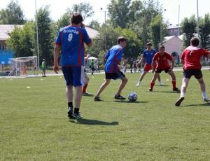 Александро-Невский собор организовал турнир по футболу
