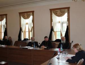 Завершились курсы для новопоставленных архиереев, организованные Общецерковной аспирантурой