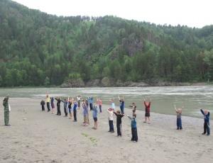 С 18 по 22 июня Православный лагерь для детей сирот совершил паломническую поездку на Горный Алтай