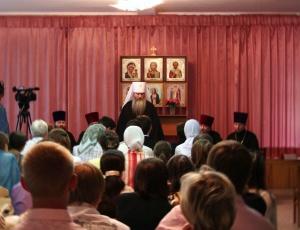 Прошел выпускной вечер Новосибирских Духовных Школ