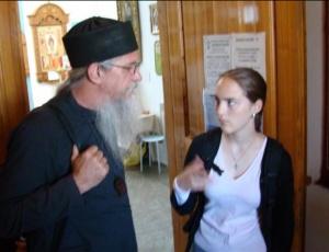 Из Сербии в Сибирь. У нас в гостях паломник о.Паисий из г.Канзас