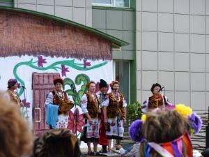 Сорочинская ярмарка в Каргате