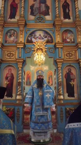 Праздник Успения Пресвятой Богородицы в Барабинске