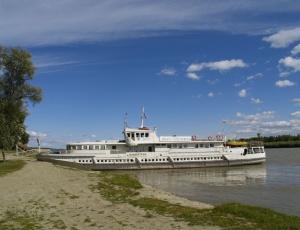 Корабль-церковь «Андрей Первозванный» завершил свою работу в районах области