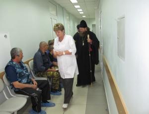 Праздник Усекновение главы св. Иоанна Предтечи в п.Ордынском