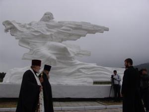 Во Владикавказской епархии почтили память жертв ледника Колка
