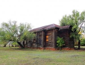 Миссионерский бросок и разрушенный храм Святой Троицы в селе Мохнатый лог (видео)