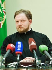 Диакон Александр Волков: Патриарх часто говорит, что у нас нет времени на «раскачку»