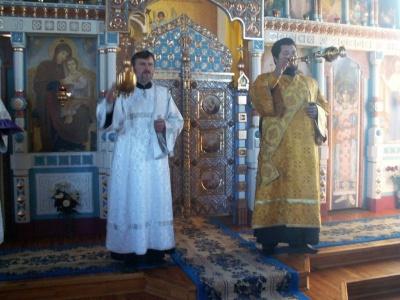 30 сентября в Неделю 17 по Пятидесятнице Епископ Искитимский и Черепановский Лука совершил иерейскую и диаконскую хиротонию