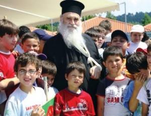 Греческий архимандрит стал кандидатом на Нобелевскую премию мира