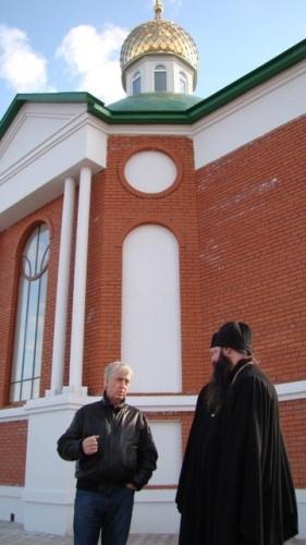 Престольный праздник Покрова Пресвятой Богородицы в православном приходе города Татарска