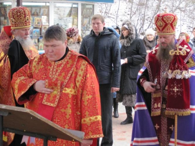 28 октября в Искитиме отметили День памяти Новомучеников и Исповедников Новосибирских