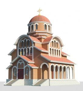 В Заельцовском районе появится новая православная часовня