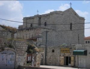 Церковь празднует обновление храма святого великомученика Георгия в Лидде