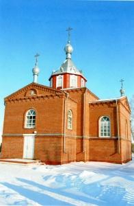Освященный храм