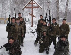 С 2 по 6 января 2013 г. проводятся военно-патриотические сборы «Казачья Застава 2013»