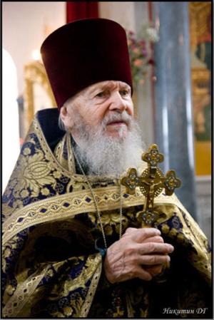 Отошел ко Господу старейший московский клирик