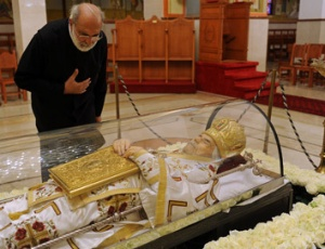 Ливан простился с патриархом Антиохийской церкви