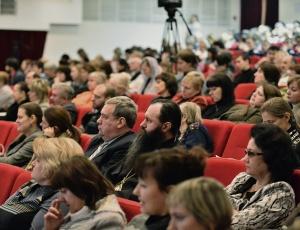 """Прошло пленарное заседание XVI Новосибирских Образовательных Чтений """"Традиционные ценности и современный мир"""""""