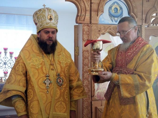 Открыт новый храм во имя св. блаженной Матроны Московской (видео)