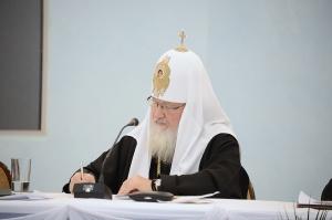 Святейший Патриарх Кирилл: социальная работа - это не мода