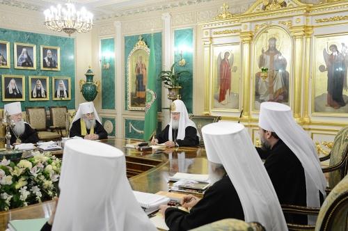 Определением Священного Синода Русской Православной Церкви назначены три игумена в монастыри Новосибирской митрополии.