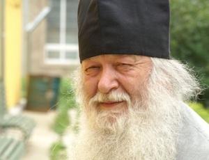 Отец Валериан Кречетов в Новосибирске (видео)