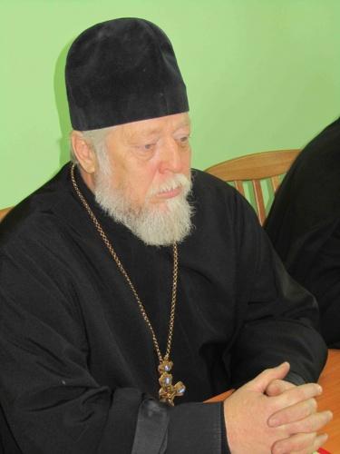 Епархиальное собрание Каинской епархии
