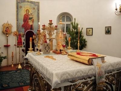 Рождество Христово в Карасукской епархии. (видео)