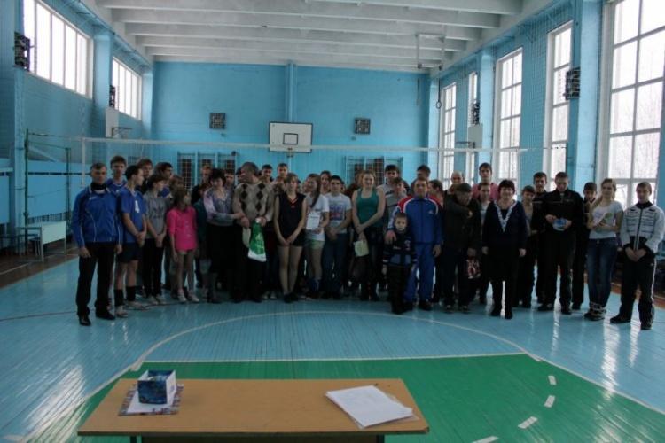 В Тогучине состоялась первая районная Рождественская спартакиада