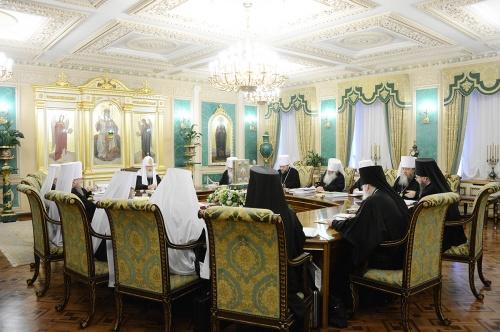 Постановлением Священного Синода Русской Православной Церкви Новосибирская епархия утверждена в списке епархий для возможного пребывания на покое архиереев