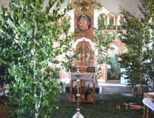 Двадцать лет Православному приходу г. Кочки