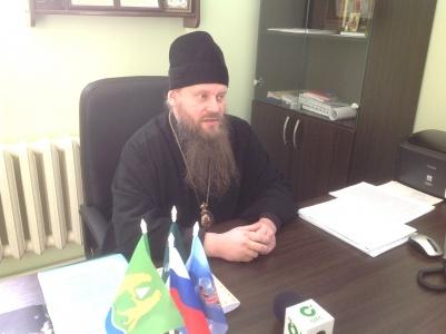 20 февраля в Искитимском Епархиальном Управлении прошла пресс-конференция Преосвященнейшего Луки, епископа Искитимского и Черепановского